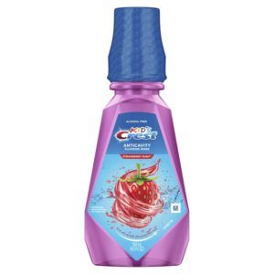 apa-de-gura-crest-copii-strawberry-rush