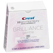 benzi-albirea-dintilor-crest-whitestrips-brilliance-gentle-new-tratament-16-zile3