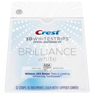 benzi-albirea-dintilor-crest-whitestrips-brilliance-white-new-tratament-16-zile