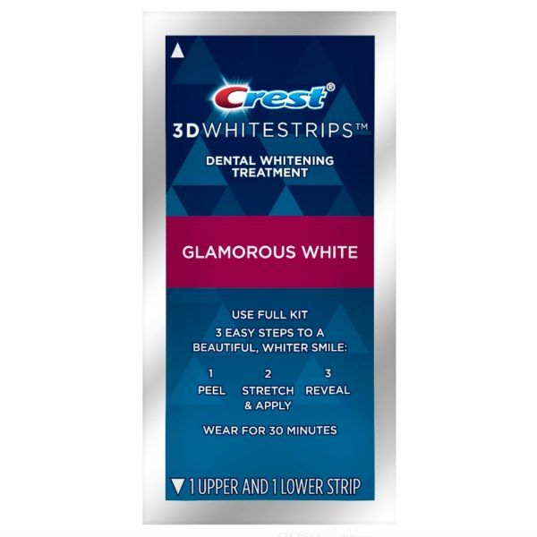 benzi-albirea-dintilor-crest-whitestrips-glamorous-white-new-tratament-14-zile3