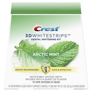 benzi-albirea-dintilor-crest-whitestrips-arctic-mint-14-zile-ser-menta